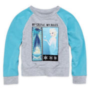 Disney Frozen Elsa Sweatshirt - Girls 7-16