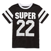 Okie Dokie® Football Tee - Preschool Boys 4-7