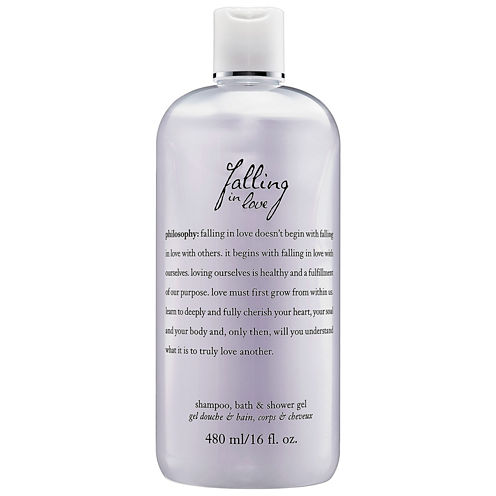 philosophy Falling In Love Shampoo, Bath & Shower Gel
