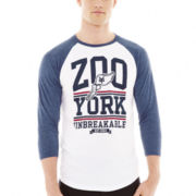 Zoo York® Icarus Long-Sleeve Raglan Tee