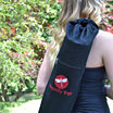 DragonFly™ Studio Yoga Mat & Carrying Bag Set