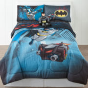 Batman Guardian Speed Reversible Twin/Full Comforter