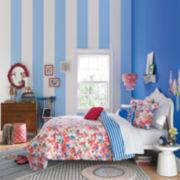 Teen Vogue Rosie Posie Comforter Set