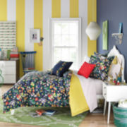 Teen Vogue Folksy Floral Comforter Set & Accessories