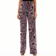 Worthington® Wide-Leg Soft Pants - Petite