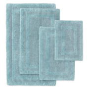HygroSoft Cotton Reversible Bath Rug Collection