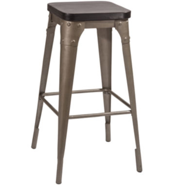 jcpenney.com | Crompton Backless Barstool
