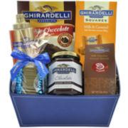 Ghirardelli® Chocolate Sundae Gift Basket