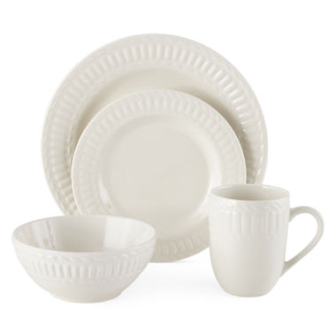 jcpenney.com | Thomson Pottery® Arctica 16-pc. Dinnerware Set
