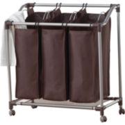 Neatfreak!® Deluxe Triple Laundry Sorter