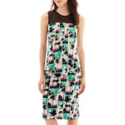 nicole by Nicole Miller® Mesh-Inset Tank Top or Print Skirt