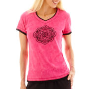 Made For Life™ Short-Sleeve Sienna Medallion T-Shirt