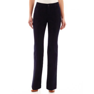 jcpenney.com | St. John's Bay® Straight Leg Bi-Stretch Pants - Tall