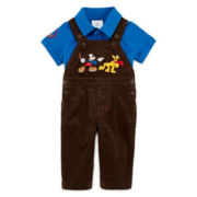 Disney Baby Collection Mickey Mouse 2-pc. Set - Baby Boys newborn-24m