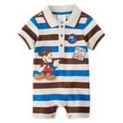 Disney Baby Collection Mickey Mouse Romper - Baby Boys newborn-24m