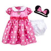 Disney Baby Collection Minnie Mouse Costume - Baby Girls newborn-24m