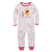 Disney Baby Collection Winnie the Pooh Pajamas - Baby Girls newborn-24m