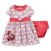 Disney Baby Collection Minnie Mouse Dress - Baby Girls newborn-24m