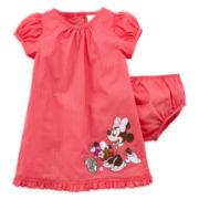 Disney Baby Collection Minnie Mouse Dress - Baby Girls newborn-24m