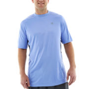 Champion® Short-Sleeve Powertrain Performance Tee-Big & Tall