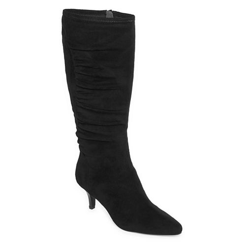 East 5th® Norwood Heeled Boots - Wide Calf, Wide Width