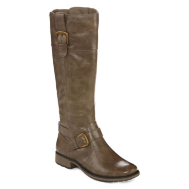 jcpenney.com | Yuu™ Soo Riding Boots - Wide Width, Wide Calf