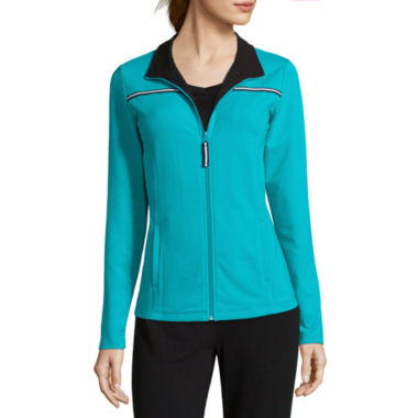 jcpenney.com | Made for Life™ French Terry Jacket - Tall