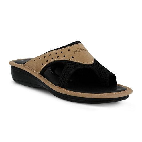 Flexus Pascalle Slide Sandals