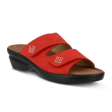 jcpenney.com | Flexus Aditi Slide Sandals