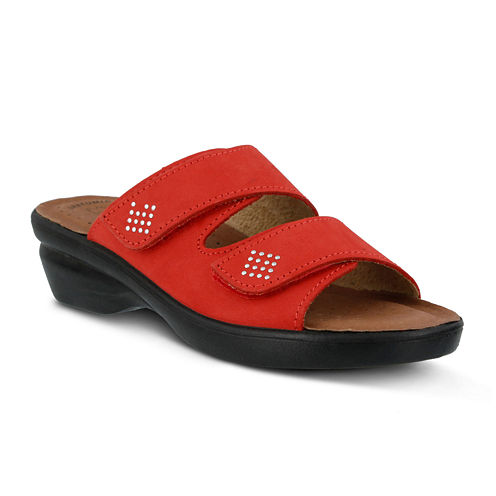 Flexus Aditi Slide Sandals