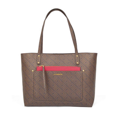 Liz Claiborne Lilly Tote Bag by Liz Claiborne
