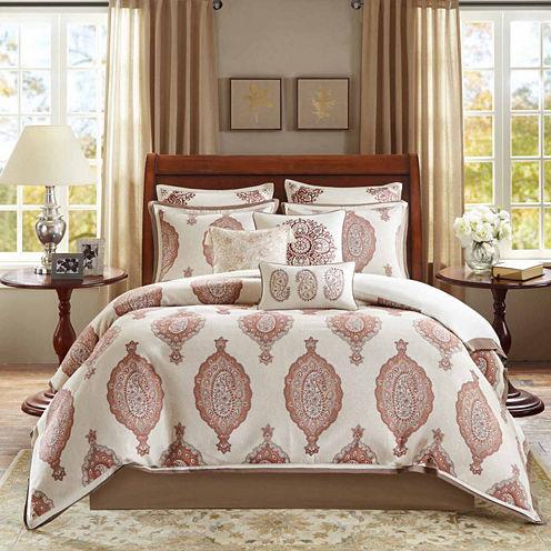 Bombay Estella Jacquard Comforter Set