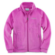 Columbia® Three Rivers™ Fleece Jacket - Toddler Girls 2t-4t