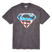 Superman Americana Graphic Tee - Boys 8-20