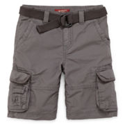 Arizona Belted Cargo Shorts - Preschool Boys 4-7