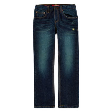 jcpenney.com | Arizona Flex Straight-Fit Jeans - Boys 8-20, Slim and Husky