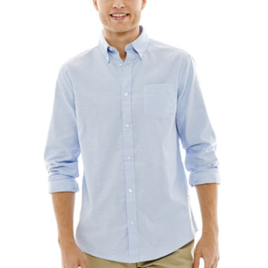 jcpenney.com | Lee® Long-Sleeve Oxford Shirt