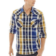 Levi's® Enquist Long-Sleeve Woven Shirt