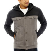 Levi's® Eduardo Hooded Layering Jacket