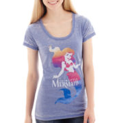 Short-Sleeve Ariel Sunset T-Shirt