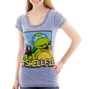 Short-Sleeve Shellfie Graphic T-Shirt