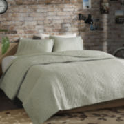 Madison Park Jared Quilted Coverlet Set