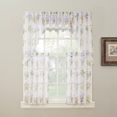 jcpenney.com | Eve's Garden Kitchen Curtains