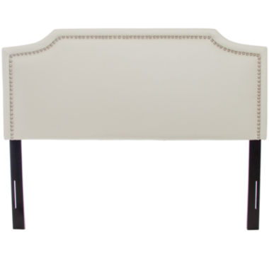 jcpenney.com | Juliette Full/Queen Upholstered Headboard with Nailhead Trim