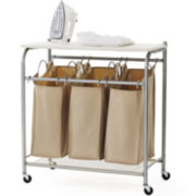Neatfreak!® Triple Sorter with Ironing Board