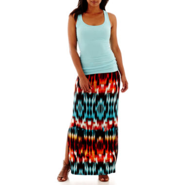 jcpenney.com | a.n.a® Racerback Tank Top or Maxi Skirt