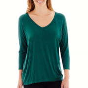 Stylus™ 3/4 Sleeve Raglan T-Shirt - Tall
