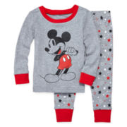 Disney Baby Collection Mickey Mouse Pajamas - Baby Boys newborn-24m