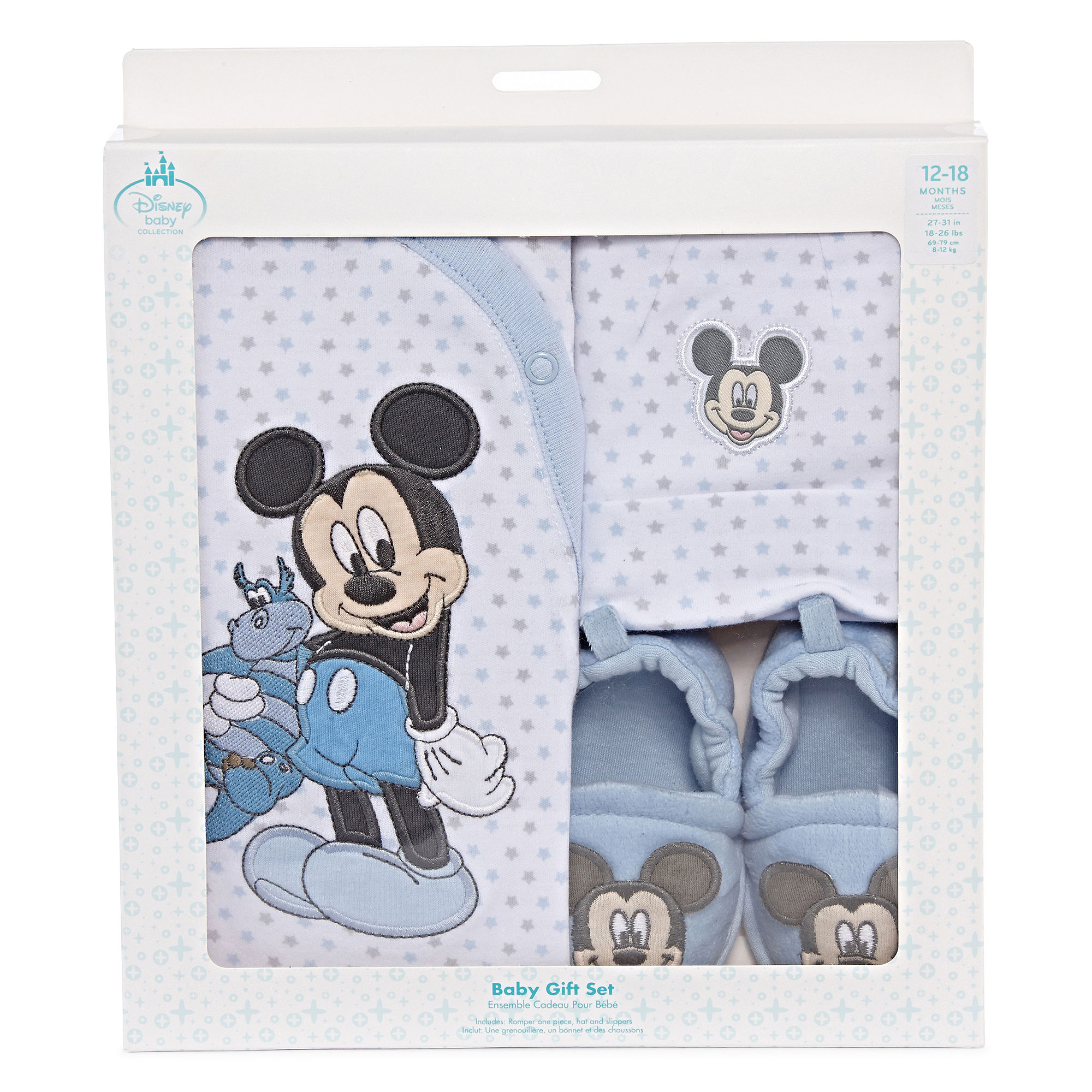 f84acd1d7 UPC 887734077160 - Disney Baby Collection Mickey Mouse Gift Set ...