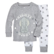 Disney Baby Collection Dumbo Pajamas - Baby newborn-24m